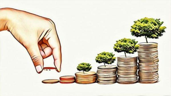 С какой суммы можно начинать вкладывать деньги